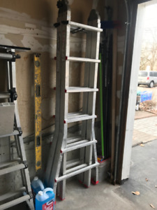JAWS LADDER - 27 FT + Extras