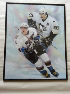 Hockey Picture Poster