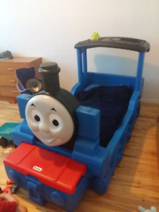 Lit transition Thomas and friends