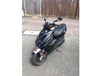 50 cc Moped - New MOT