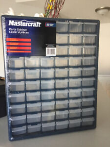 Brand New Parts Cabinet