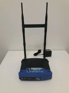 Router booster linksys 2.4ghz
