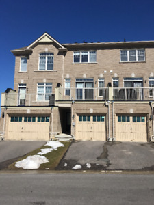 3 Bedroom Townhouse - May 1st