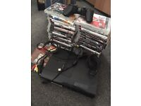 PS3 console 30Games