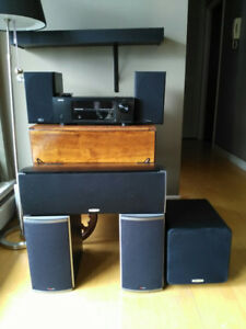 Polk Audio - Denon system