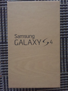 ***Samsung Galaxy S4 for sale EXCELLENT CONDITION***
