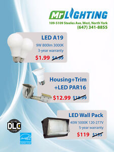LED Wall Pack ON SALE