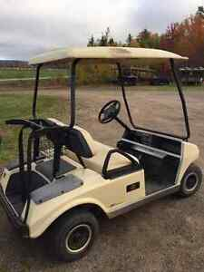 USED GAS GOLF CARTS FOR SALE!