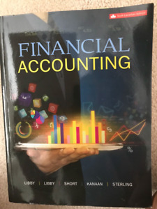 SELLING FINANCIAL ACCOUNTING 6th Canadian Edition by LIBBY etc