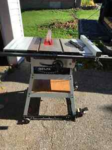 10 Inch Delta Table Saw