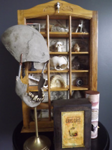 Dark Art Collectibles, Horror Props, Oddities