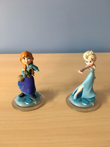 Disney Infinity 2.0 - Elsa and Anna character