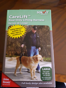 Solvit carelift Rear only lifting harness