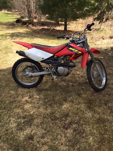 XR100R GREAT CONDITION