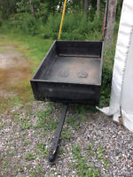 Polaris ATV Dump Trailer