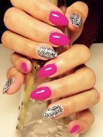 Gel nails and Esthetics!  New Extended Hours!! SE!
