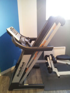 Tapis Roulant Commercial Nordictrack treadmill
