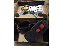 Heelys skates shoes with box
