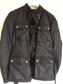 Women's roadmaster Belstaff jacket size 10/12. Like new.
