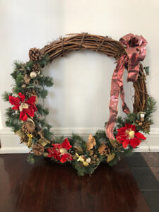 Extra Large Willow Wreath