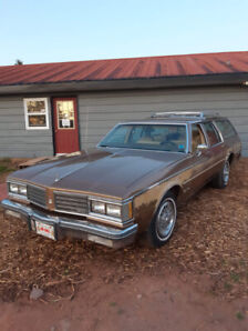 Want to look like the Griswalds? 1985 Custom Cruiser