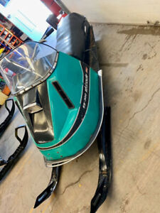 1971 Skiroule & Spare Parts Sled **REDUCED**