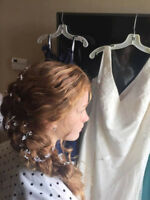 WEDDING HAIR AND MAKE UP On Location