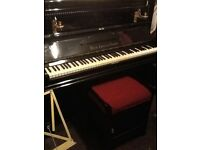 Ibach upright piano