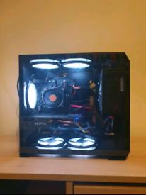 RGB Gaming PC - RX570 + i3