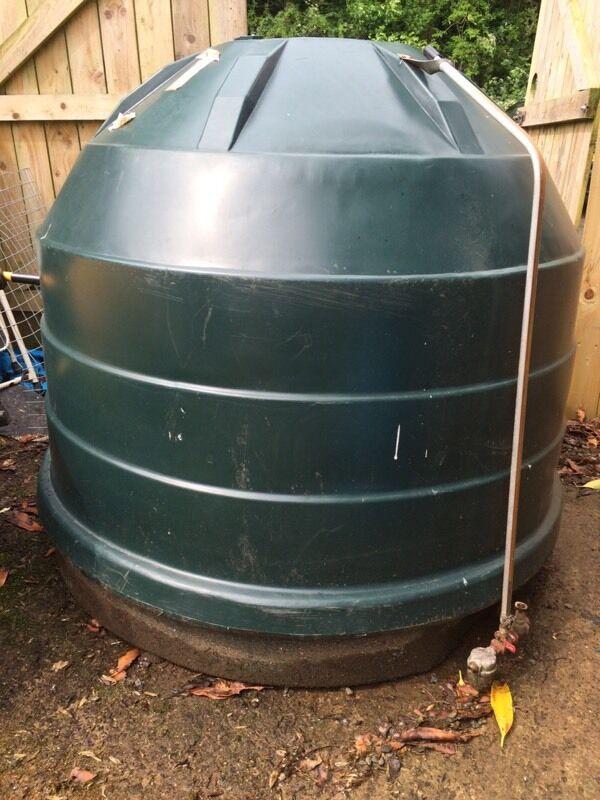1300l Beehive Oil Tank In Newtownabbey County Antrim