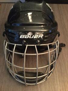 BAUER - Casque protecteur de hockey (Enfant)