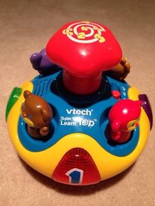 vtech spin & learn top Kitchener / Waterloo Kitchener Area image 1