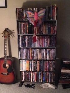 DVD Collection (203 Movies, plus Box Sets)