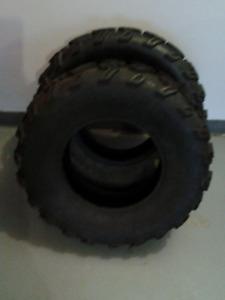 ATV Tires 25 x 8.00-12 ( NEW)