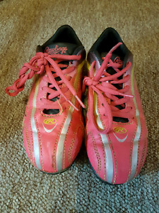 Girls cleats - size 2