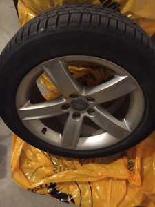 Audi Wheels and Winter Tires
