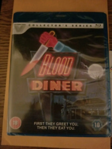 Blood Dinner Sealed Bluray