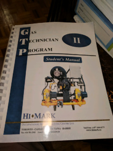 Gas technician 3 & 2 All notes and modules