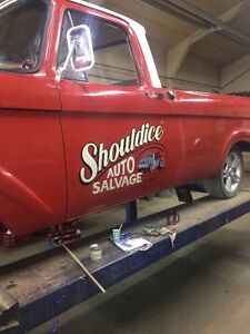 Vintage Lettering and Pinstriping
