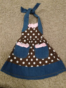 Adorable Western 3-6 mo. Summer Dress!