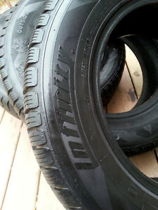 Slightly Used Winter Tires for sale
