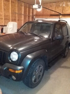 SUV Jeep liberty for sell