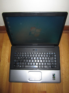 "15.5"" HP Dual Core with Fresh Windows 7 and Warranty"