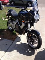 Kawasaki Versys 650 perfect 8k kms $4,900