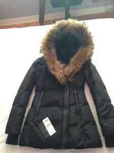 Mackage Women's Black Winter Jacket with Fur West Island Greater Montréal image 1
