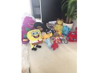 Lovely collection of cuddly toys