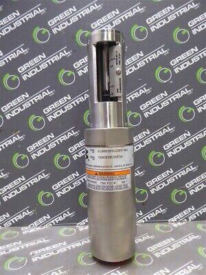 New Brooks Instrument 3602b3bc2kfga Rotameter Flow Meter
