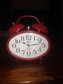 Vintage bimbo Alarm clock