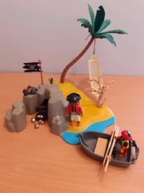 Playmobil 4139 Pirate Island