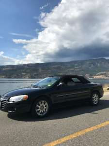 2004 Chrysler Sebring Limited Coupe (2 door)